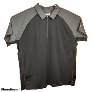 🍄3/45$🍄 Mountain Hardwear 1/4 zip tee shirt